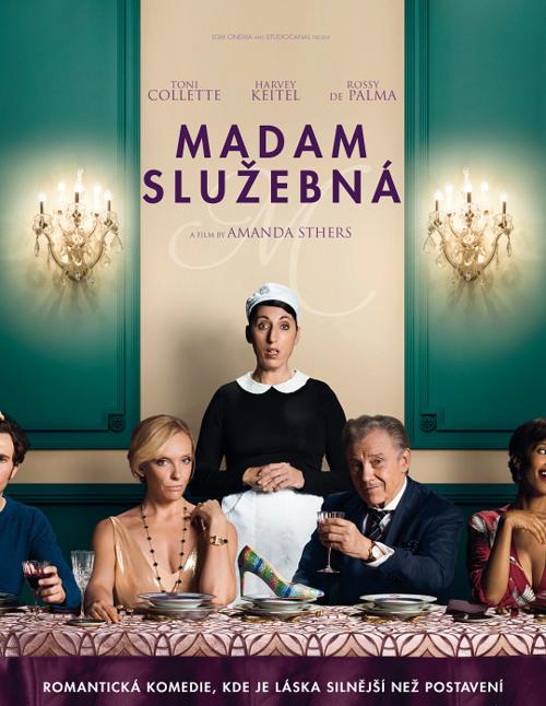 Madam služebná / Madame (2017)